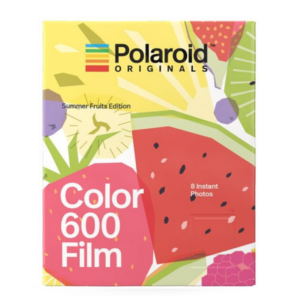 Polaroid Originals Color 600 Film (Summer Fruits)-Film Bros