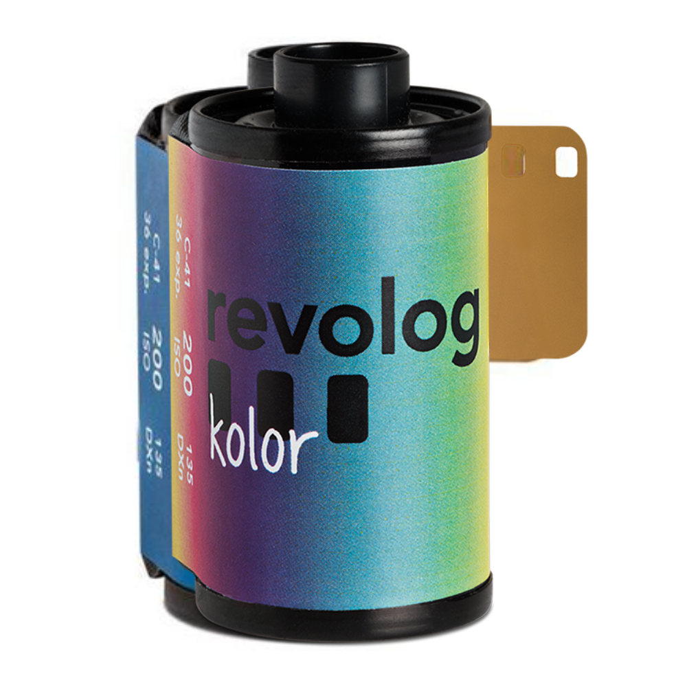 Revelog Kolor 200 35mm Film (36exp)-Film Bros