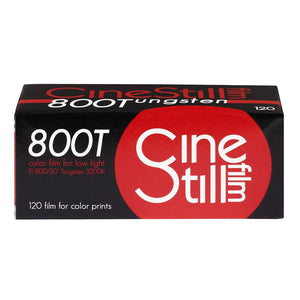 Cinestill Xpro 800T Tungsten 120 Film-Film Bros