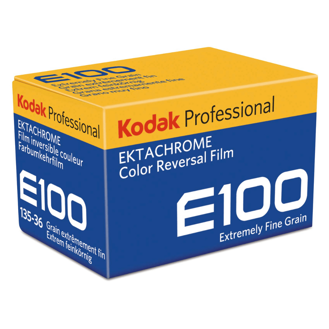 Kodak Ektachrome 100 35mm Film (36 exp)-Film Bros