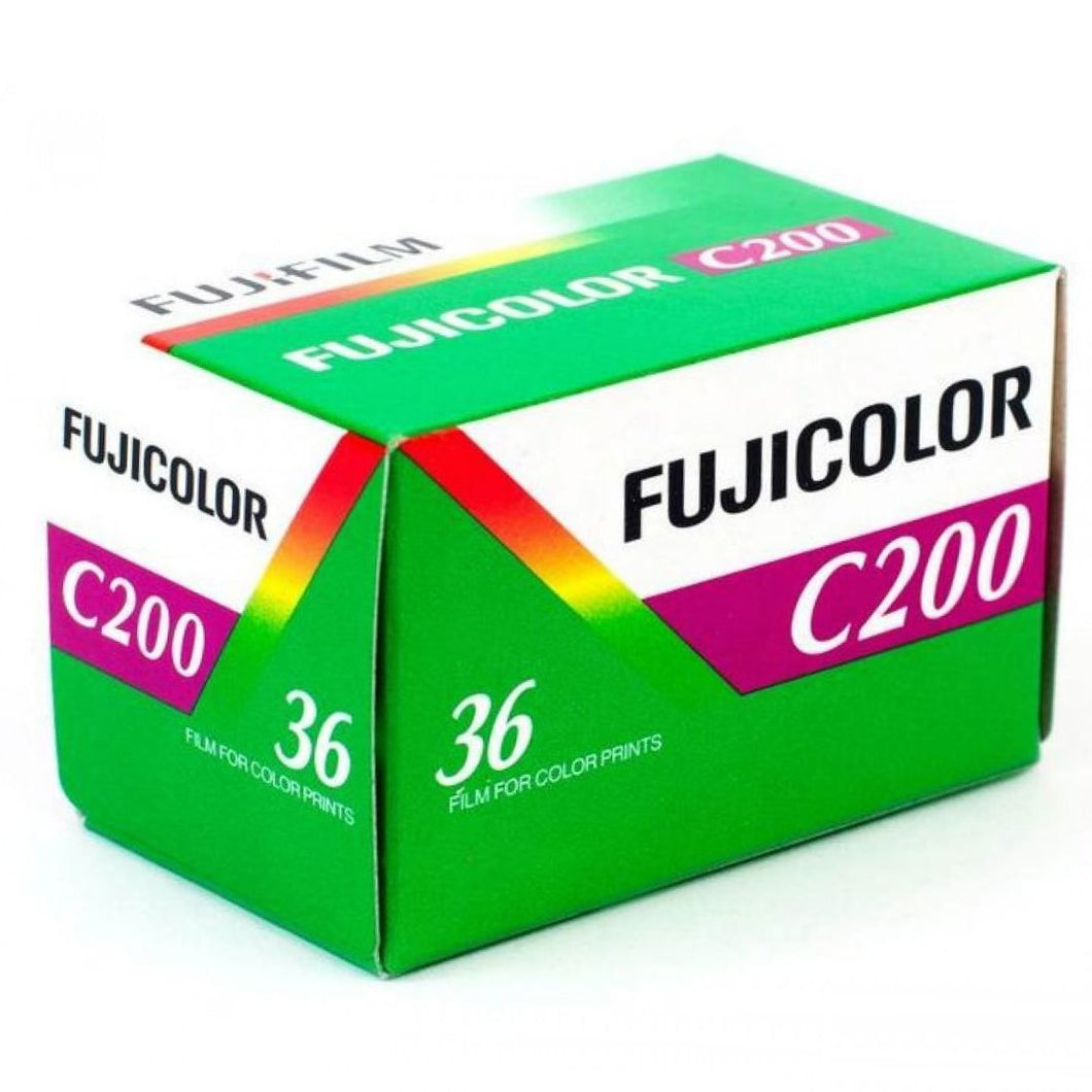 Fujifilm C200 35mm Film (36exp)-Film Bros