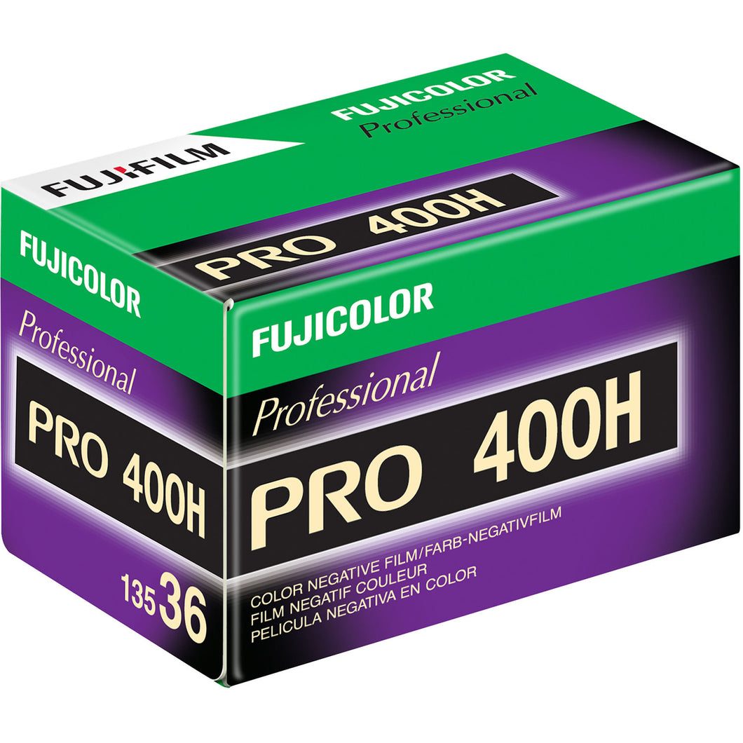 Fujifilm Pro 400H 35mm Film (36exp)-Film Bros