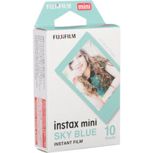 Fujifilm Instax Mini Film Sky Blue-Film Bros