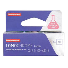 Lomography LomoChrome Purple 100-400 120 film-Film Bros
