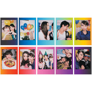 Fujifilm Instax Mini Film Rainbow - film-bros