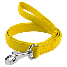 Load image into Gallery viewer, Glamour Yellow Leash