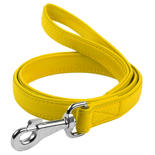 Glamour Yellow Leash