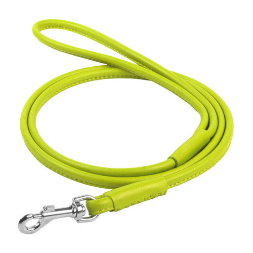 Glamour Green Round Leash
