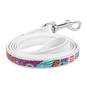 "Leash with the ""Summer"" pattern"