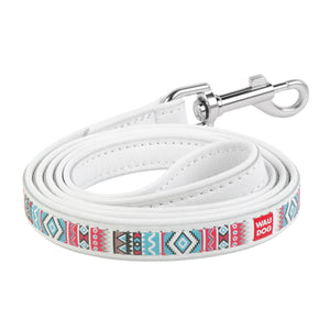 "Leash with the ""Ethno"" pattern"