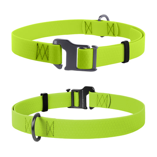 Waterproof Green Dog Collar