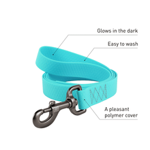Load image into Gallery viewer, Mint Waterproof Leash