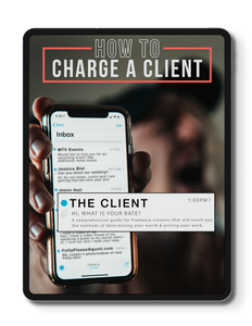 How To Charge a Client Guide