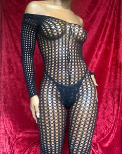 Obsidian Bodystocking