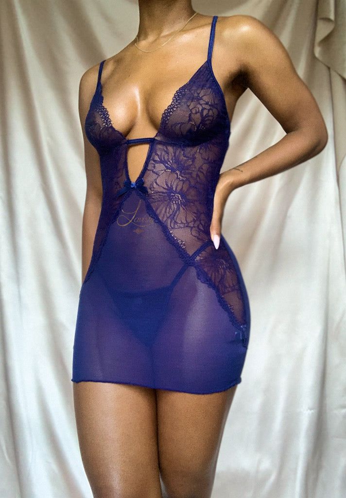Blue Water Chemise