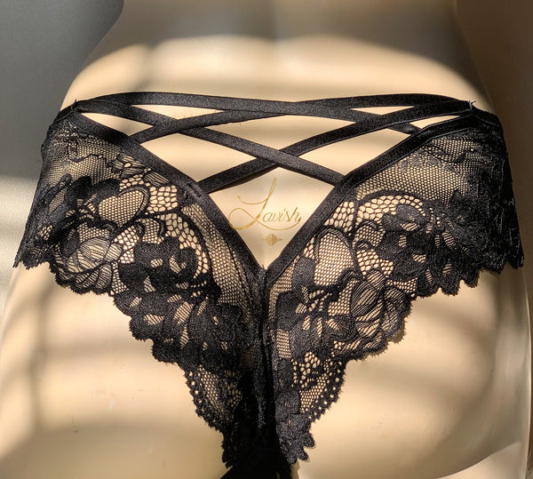 The Solana Panty | TLB.LUX