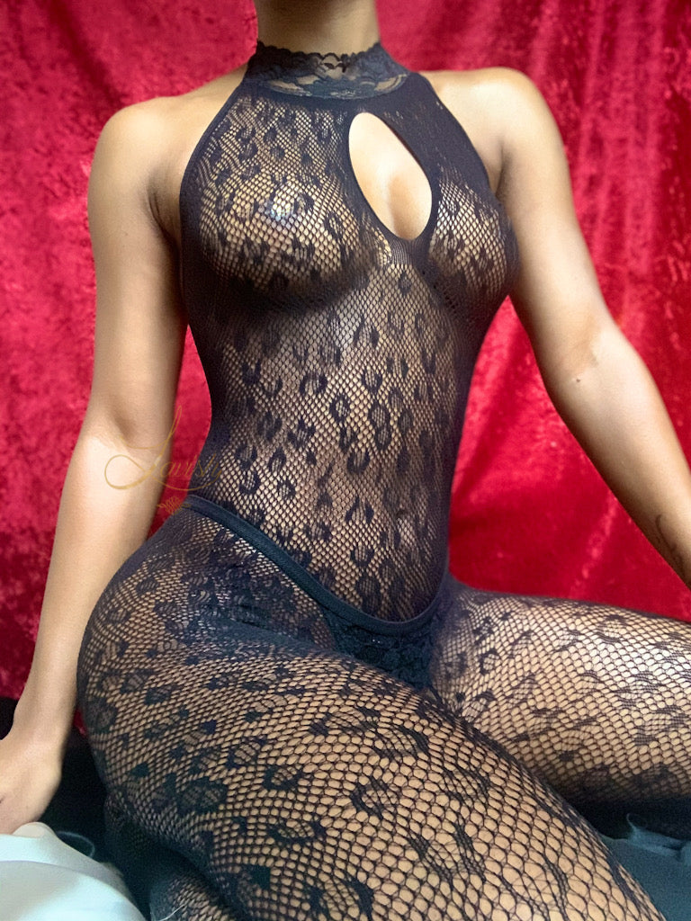 Pounce On It Bodystocking