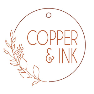 Copper and Ink