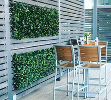 Shop - Expandable Faux Lemon Leaf Lattice Screen