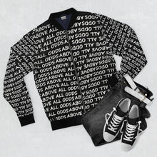 Above All Odds AOP Bomber Jacket