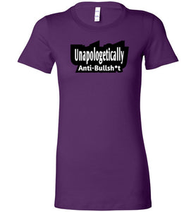 Unapologetically Anti-Bullsh*t