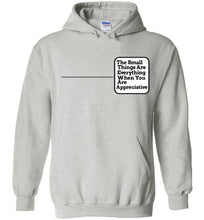 Small Things All Things Hoody - UniqXpression