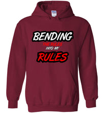 BENDING THE RULES Hoodie - UniqXpression