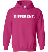 Different. Hoodie