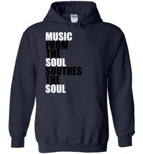 MUSIC HOODY - UniqXpression