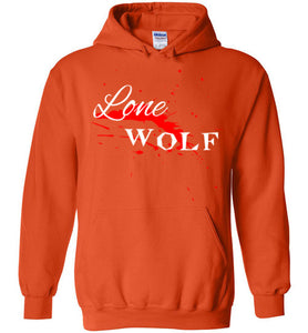 Lone Wolf Hoody - UniqXpression