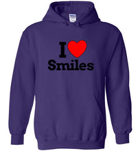 I Love Smiles Hoody - UniqXpression