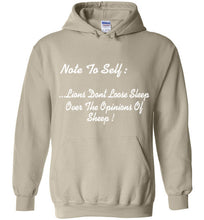 Note To Self: No Worries - UniqXpression