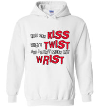 Kiss What I Twist Sweatshirt - UniqXpression