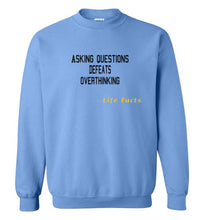 Life Facts: Asking Questions Defeats Overthinking - UniqXpression