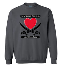 ...Love Runs Deep Sweatshirt - UniqXpression