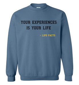 Life Facts: Experiences - UniqXpression