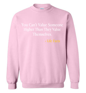 Life Facts: Value Is An Exchange - UniqXpression