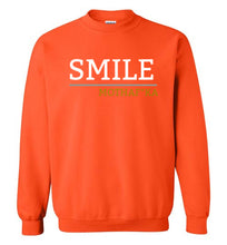 Smile Mothaf*ka Sweatshirt
