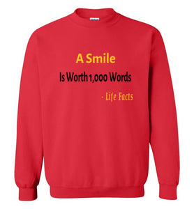 Life Facts: Smile - UniqXpression