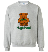 Hugs Heal Sweatshirt - UniqXpression