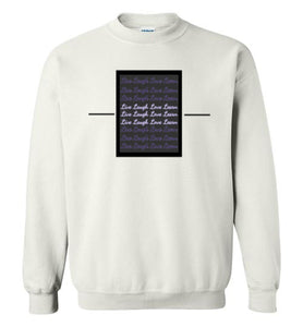 Live Laugh Learn Love Sweatshirt - UniqXpression