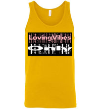 Loving Vibes Only Tank - UniqXpression