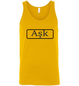 Ask (Turkish) Tank - UniqXpression