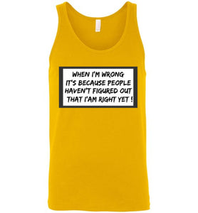 Always Right Tank - UniqXpression