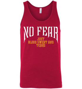 NO FEAR Tank - UniqXpression