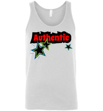 Authentic Tank - UniqXpression