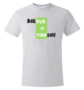 Youth Believe In Yourself - UniqXpression