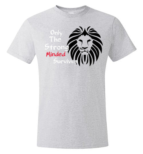 Youth Only The Strong Minded - UniqXpression