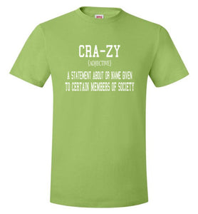 Definition Of Crazy - UniqXpression