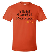 Life Facts: Decisions - UniqXpression